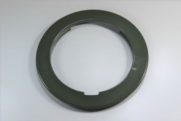GPO Dark Green Plain Telephone Dial Surround